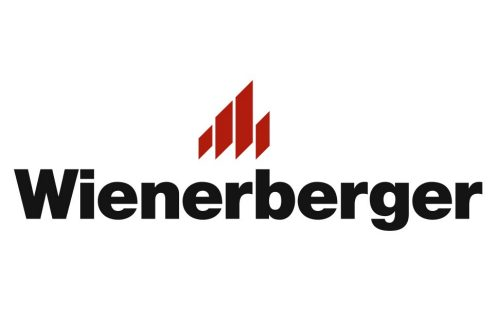 Wienerberger company logo with whitespace. Adobe Illustrator format. 4C or CMYK colour space. 300dpi from original file. // red: 0/100/100/30 // R179/G0/B0 // HEX: b300000